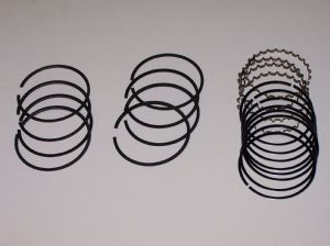 Piston ring set VW 1500cc air cooled Type 1, Type 2